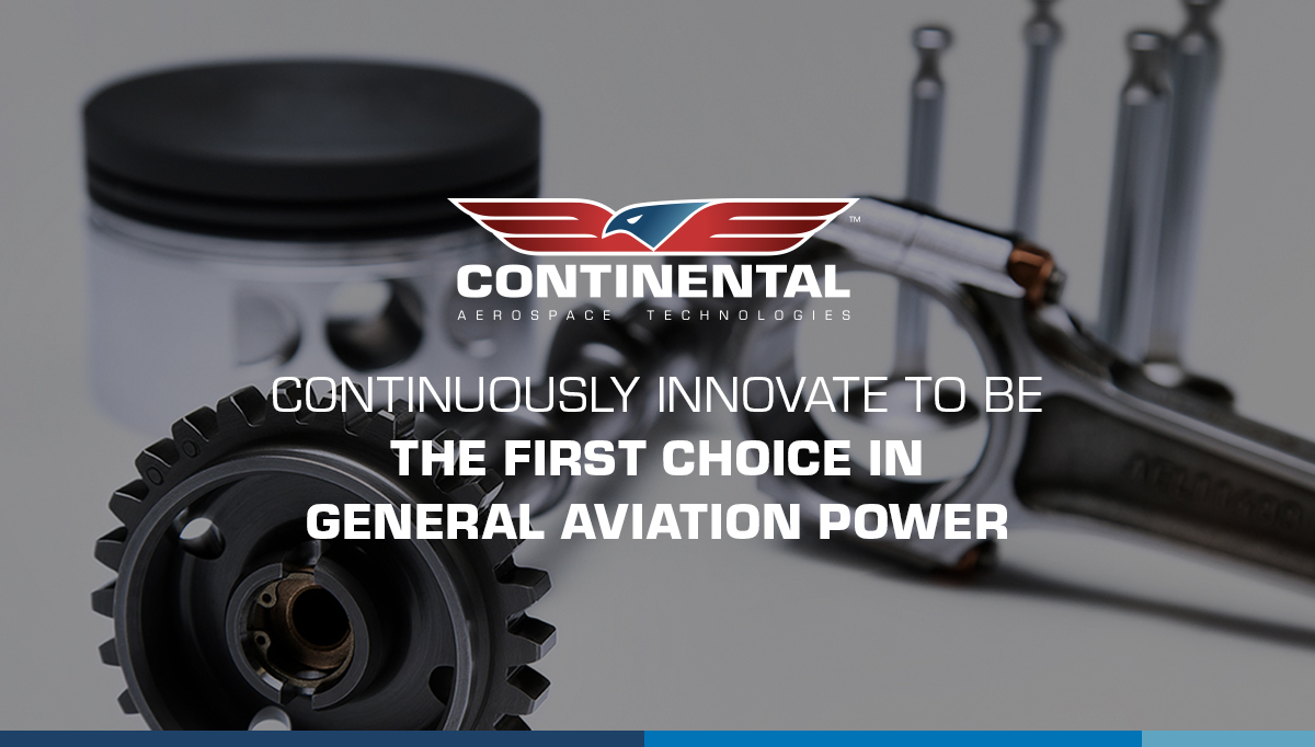 Continental Prime FAA-Approved Parts