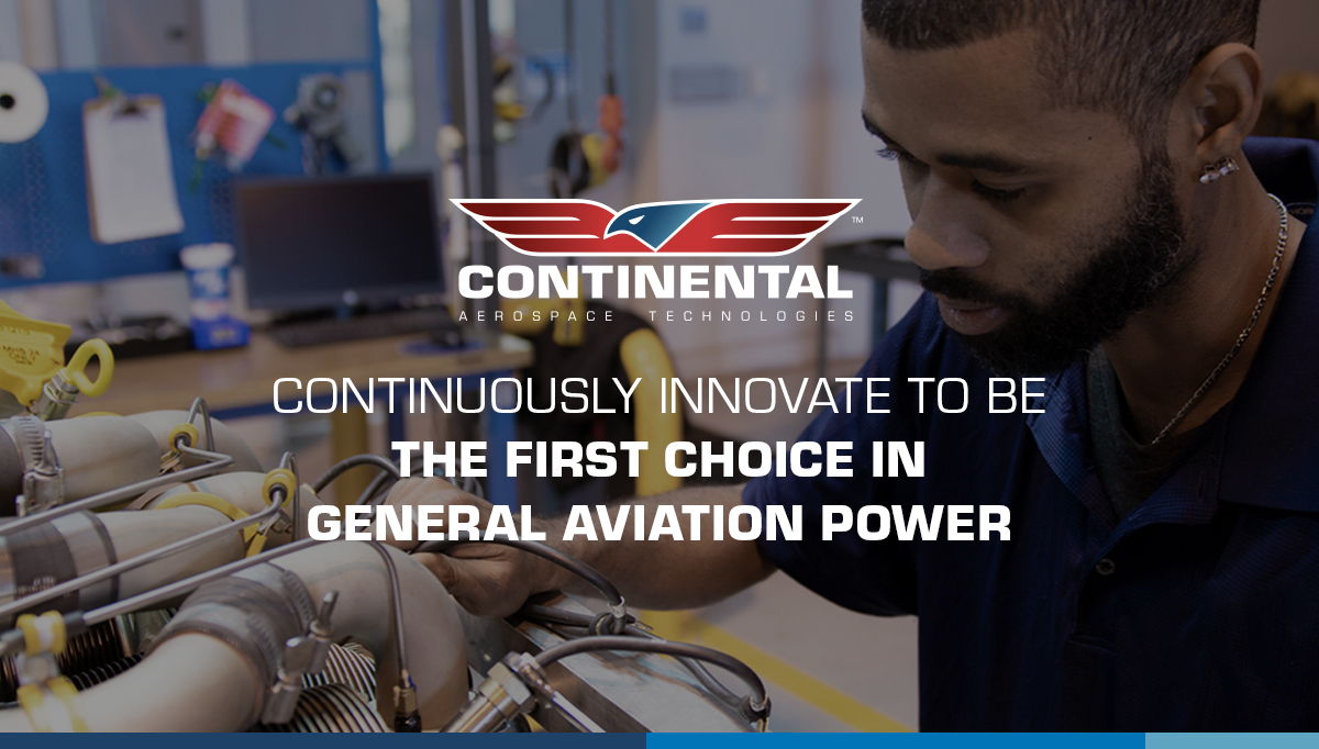 Continental Services Continental Engine Overhaul