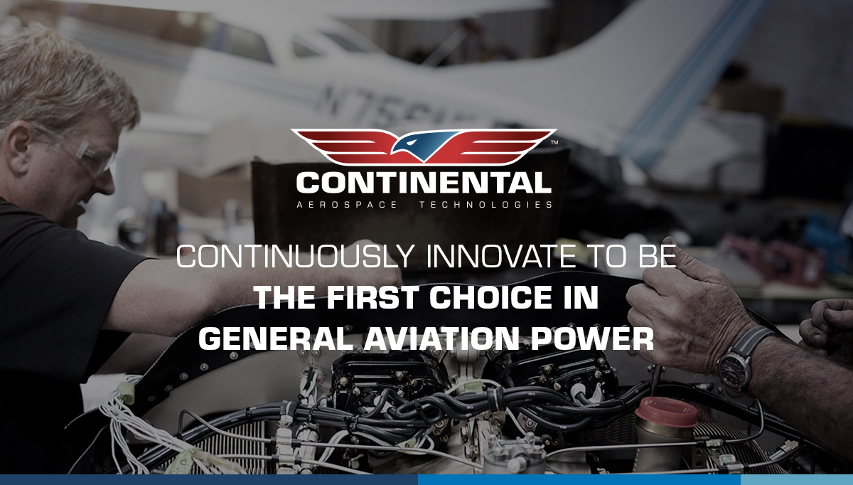 Continental Engine MRO