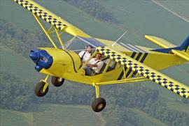 Kit Plane Engine Choices