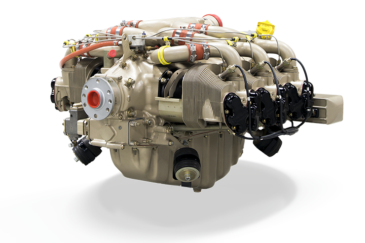 Continental 360 AvGas Engine Series