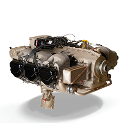 Continental 470 Series AvGas Engine