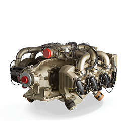 Continental 500 Series AvGas Engine