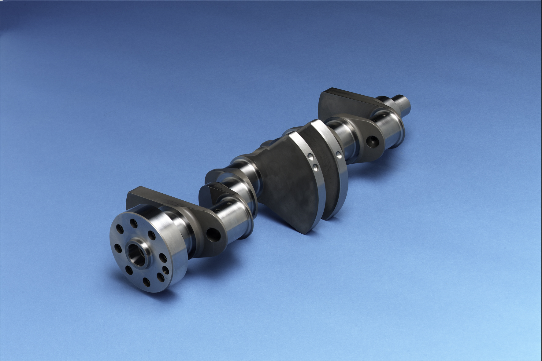 Crankshafts, Automotive