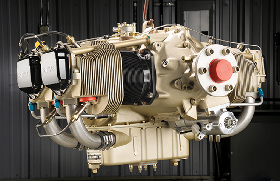 Continental Prime™ Certified Engines